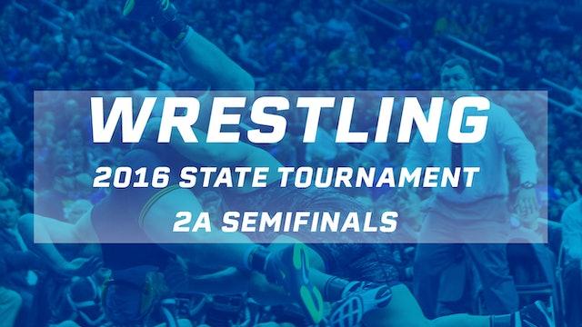 2016 Wrestling 2A Semifinals