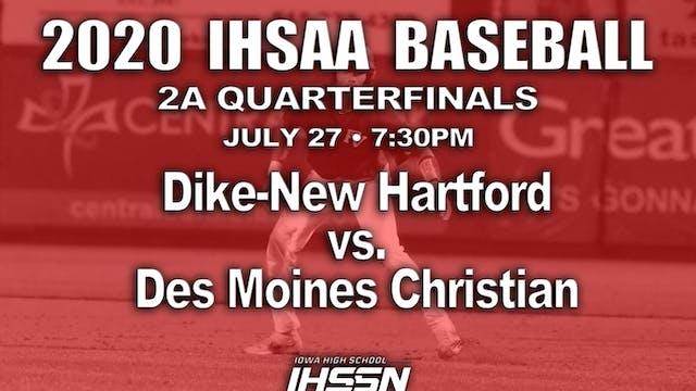 2A QF - Dike-New Hartford vs. Des Moi...
