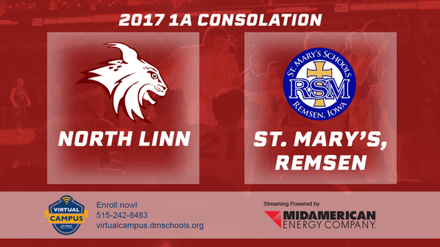 2017 Basketball 1A Consolation (North...