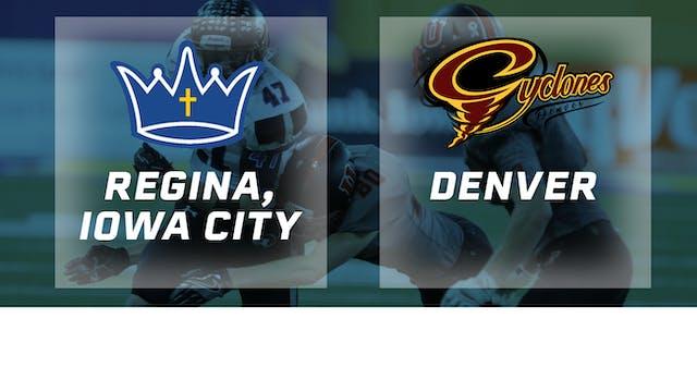 2016 Football 1A Semifinal - Regina, ...