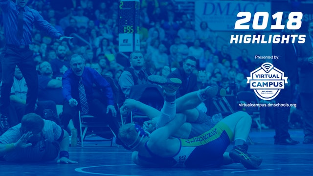 2018 Wrestling Highlights