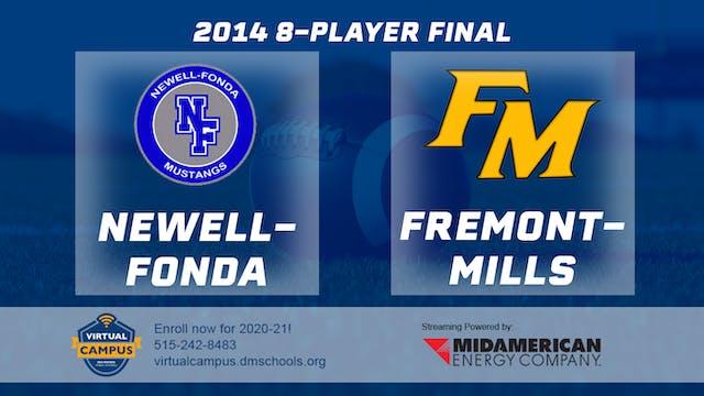 2014 8 Player Football Finals: Newell...