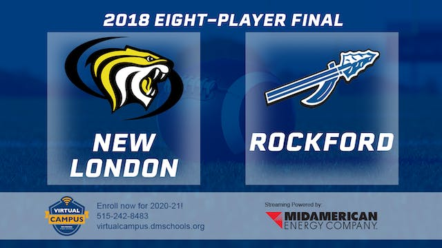 2018 8 Player Football Finals: New Lo...