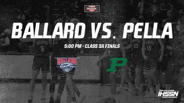 IHSAA 3A Basketball Finals: Ballard v...