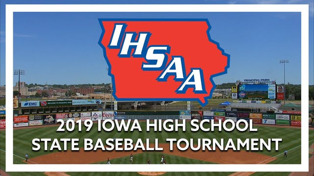 2019 Baseball State Tournament Highli...