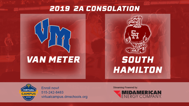2019 Basketball 2A Consolation - Van ...