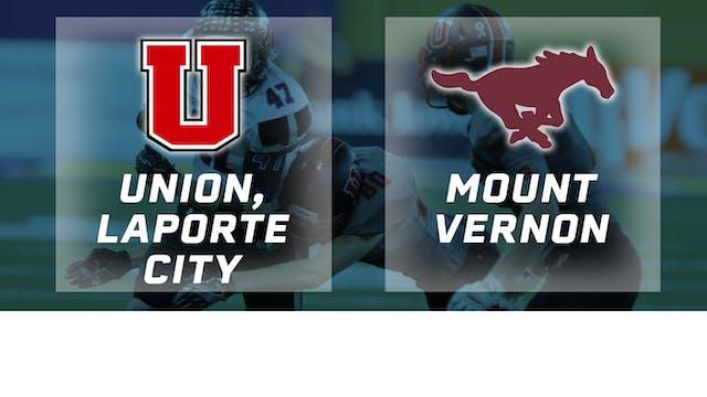 2016 Football 2A Semifinal - Union, L...