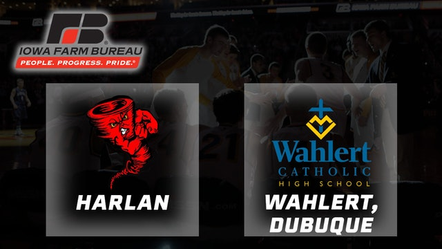 2008 Basketball 3A Final - Harlan vs. Wahlert, Dubuque