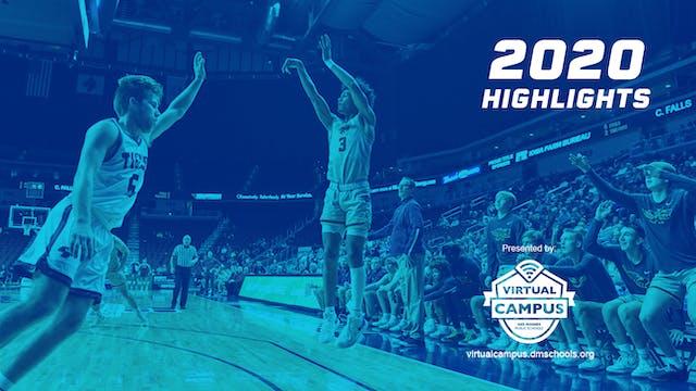 2020 Basketball Monday Highlights