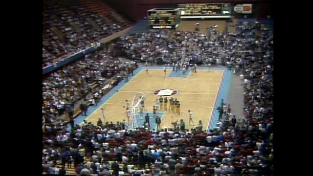 1985 Boys Basketball Class A Championship Game Lone Tree vs. Dayton Part 2