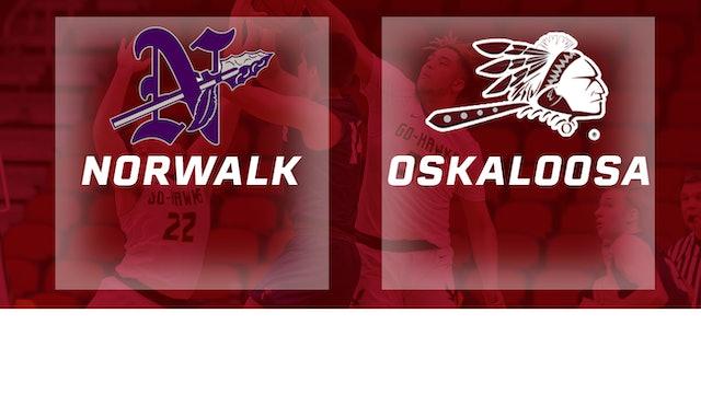 2019 Basketball 3A Final - Norwalk vs. Oskaloosa