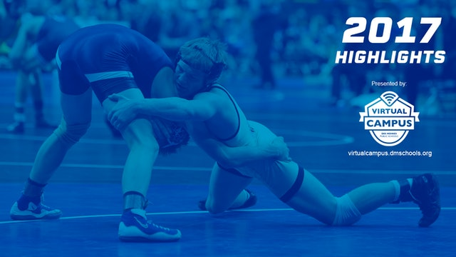 2017 Wrestling Highlights