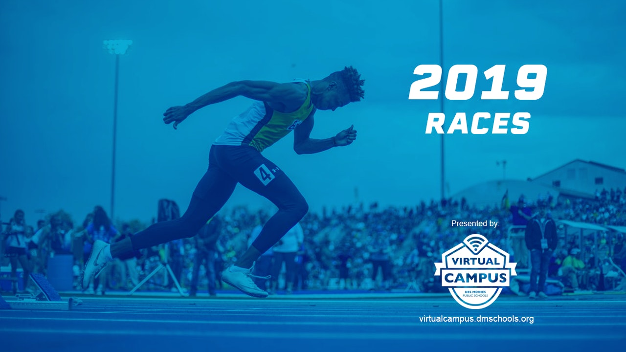 2019 Track + Field Individual Races