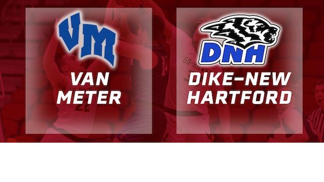 2019 Basketball 2A Quarterfinal - Van Meter vs. Dike-New Hartford