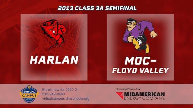 2013 Basketball 3A Semifinal - Harlan...