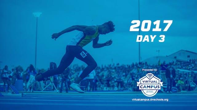 2017 Track & Field Day 3