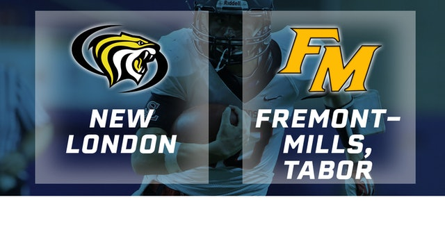 2018 Football 8-Player Semifinal - New London vs. Fremont-Mills, Tabor
