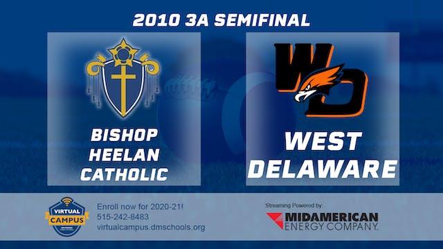 2010 Football 3A Semifinal - Bishop H...