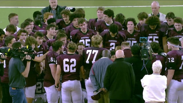 Game Recap - 4A Semifinal Dowling Catholic vs. Kennedy ft. Max Herz