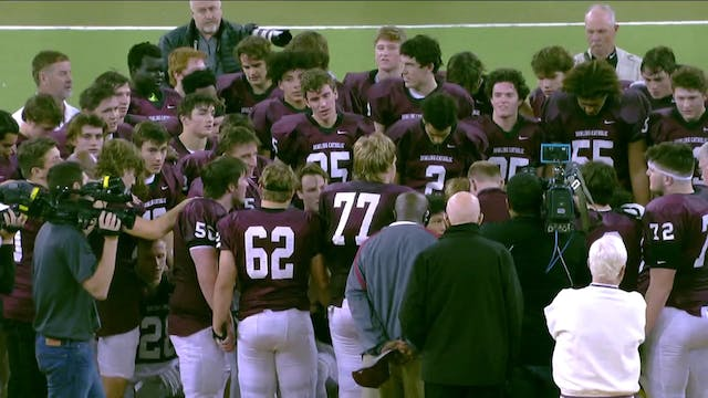 Game Recap - 4A Semifinal Dowling Cat...