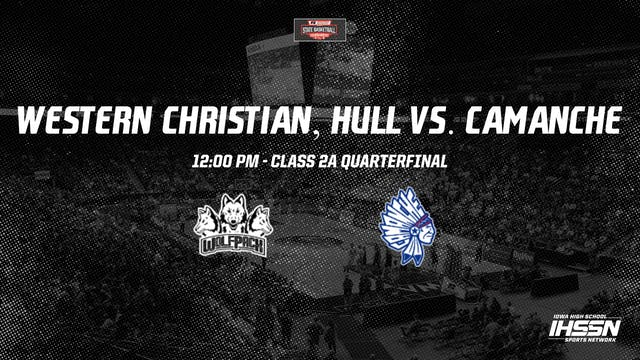 2021 2A Basketball Quarter Finals: We...