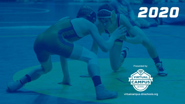 2020 Wrestling - 1A Semifinals