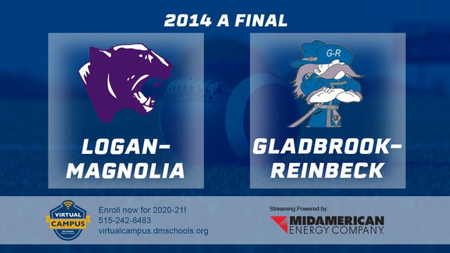 2014 Football Class A Final Logan-Mag...