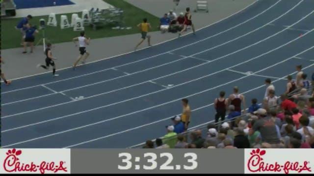 Boys 1600 Meter Run 1A Final