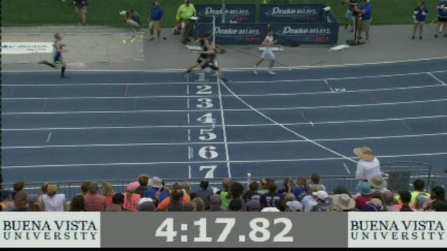 Boys 1600 Meter Run 2A Final