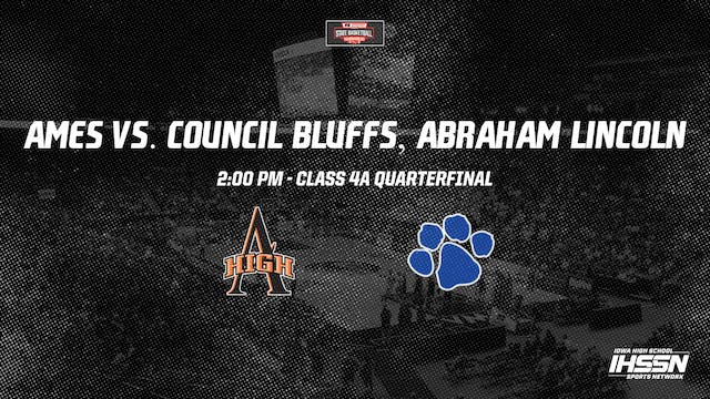 IHSAA 4A Basketball Quarter Finals: A...