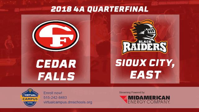 2018 4A Basketball Quarter Finals: Ce...