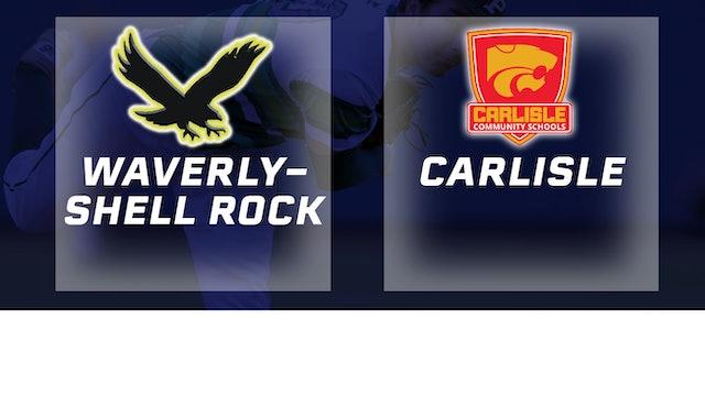 2018 Baseball 3A Quarterfinal - Waverly-Shell Rock vs Carlisle