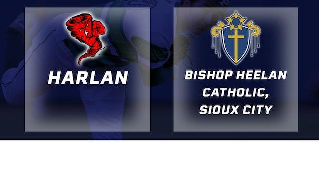 2016 Baseball 3A Quarterfinal - Harlan vs Bishop Heelan Catholic, Sioux City