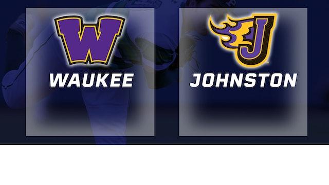2016 Baseball 4A Quarterfinal - Waukee vs. Johnston