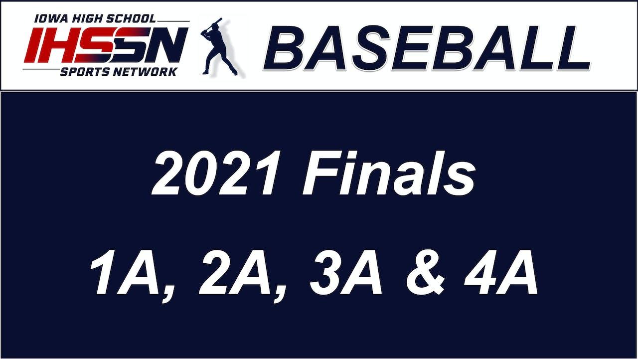 Baseball '21 FINALS