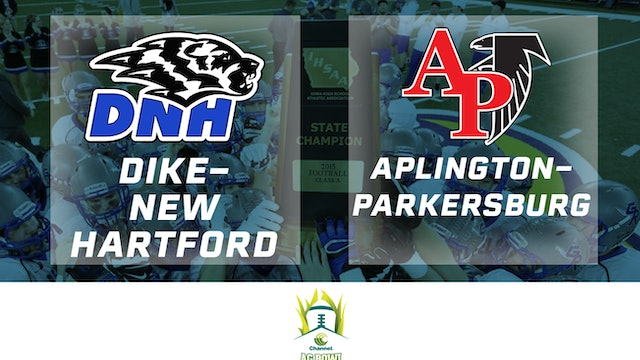 2014 Channel Seed Ag Bowl (Dike-New Hartford vs. Aplington-Parkersburg)