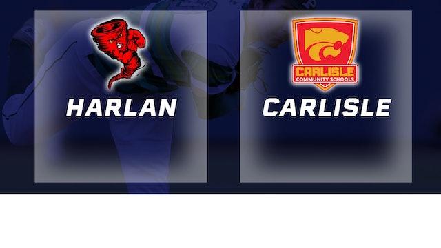 2016 Baseball 3A Final - Harlan vs Carlisle