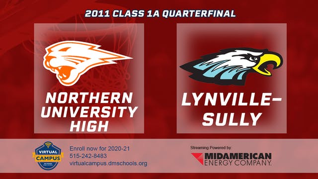 2011 Basketball 1A Quarterfinal - Nor...