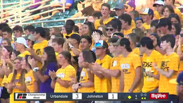 2019 Baseball Highlights - 4A Championship Urbandale vs. Johnston