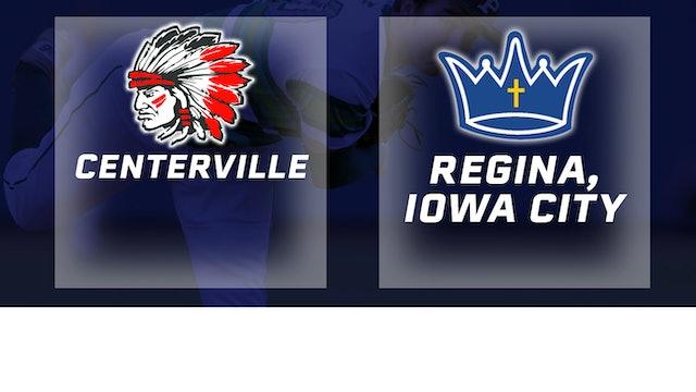 2018 Baseball 2A Championship - Centerville vs. Regina, Iowa City