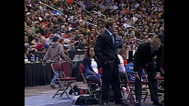2011 1A Wrestling Finals, Pt. 1