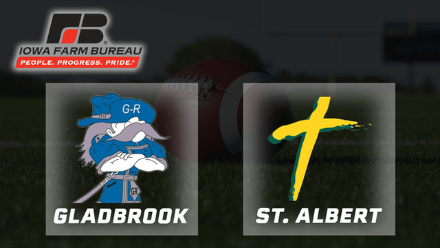 2004 Football 1A Final - Gladbrook vs. St. Albert