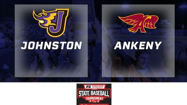 2019 State Baseball 4A Quarterfinal - Johnston vs. Ankeny
