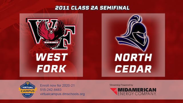 2011 Basketball 2A Semifinal - West F...