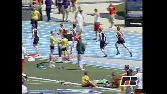 2007 State Track Meet Day 1, Part 3 of 7