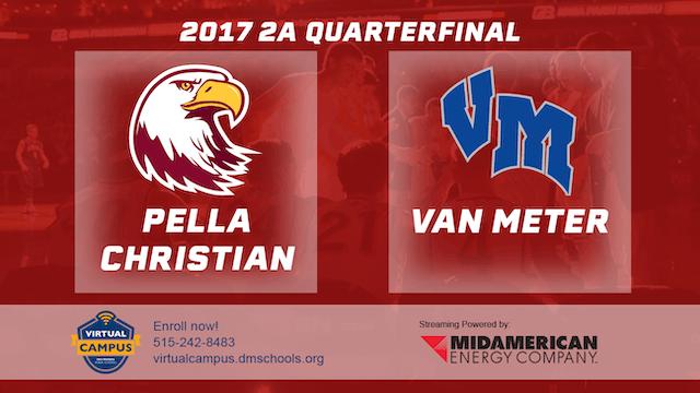 2017 2A Basketball Quarter Finals: Pe...