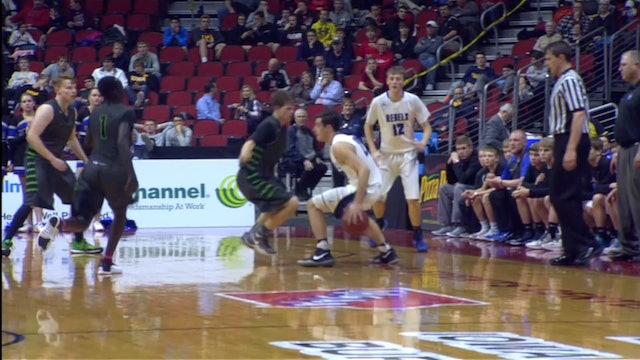 2017 1A Basketball Final Highlights Grand View Christian vs. Gladbrook-Reinbeck