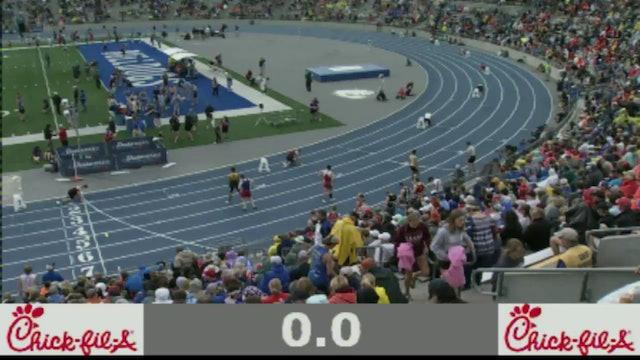 Boys 800 Sprint Medley 3A Final Section 1