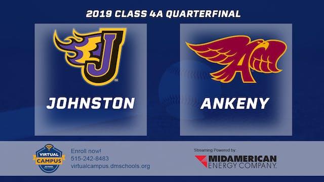 2019 State Baseball 4A Quarterfinal -...