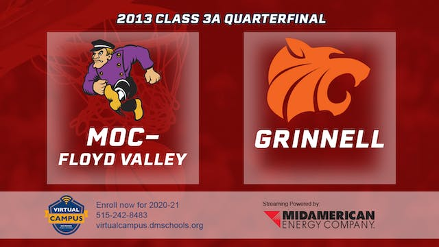 2013 Basketball 3A Quarterfinal - MOC...